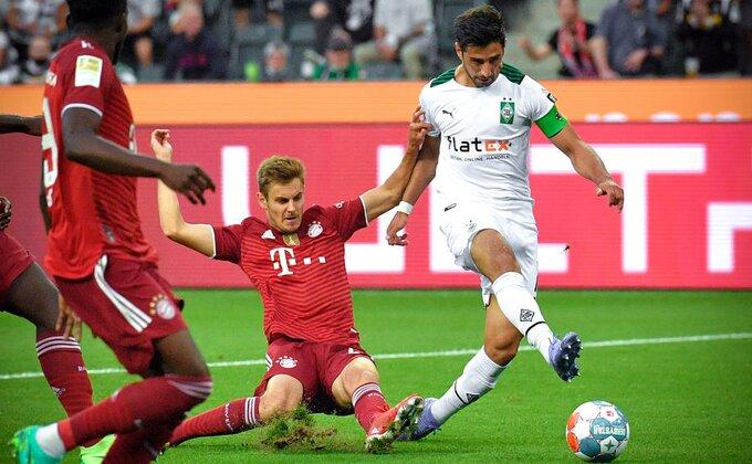 Igra za Bajern, Nemci ga zvali u reprezentaciju, a on odabrao Hrvatsku!