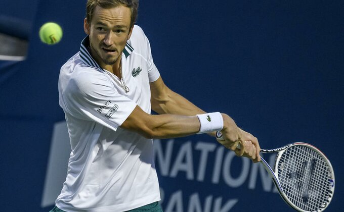 US open - Medvedev se prošetao do finala!
