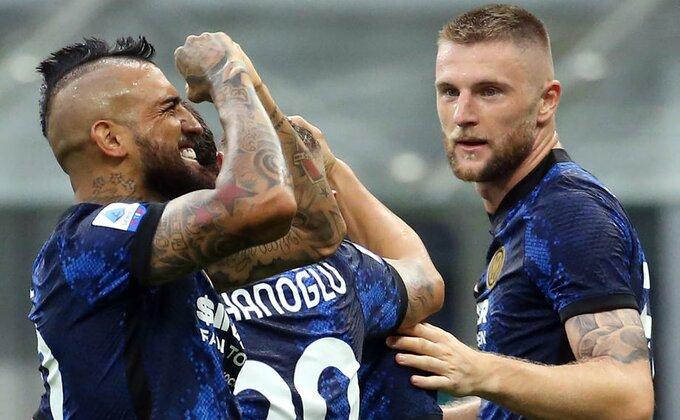 Inter šampionski od starta, Đuričić odigrao vrhunski meč!