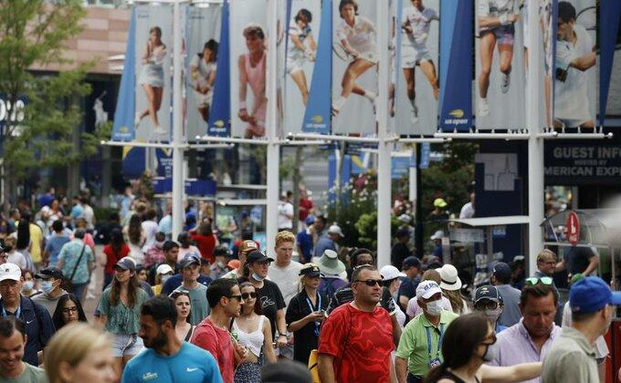 Sedmoro srpskih tenisera danas u Njujorku!