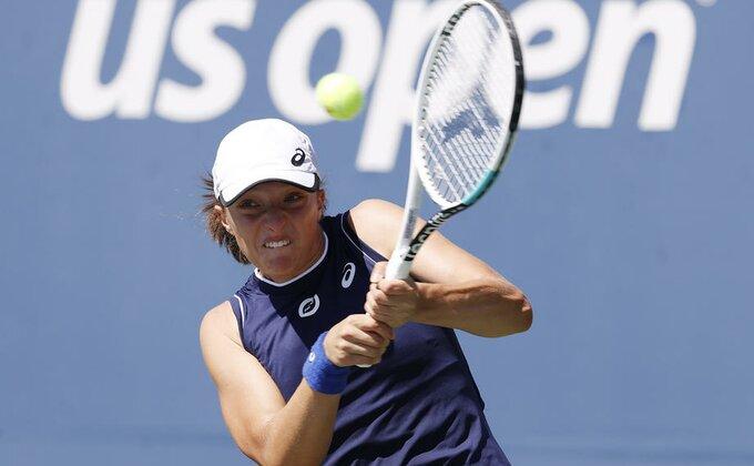 US Open - Švjontek slavila posle preokreta, Benčić nastavila u olimpijskom ritmu