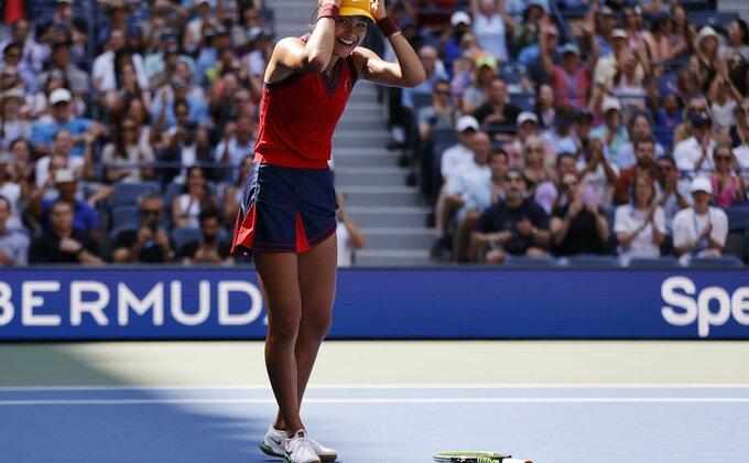 Senzacija - U finalu US Opena dve tinejdžerke