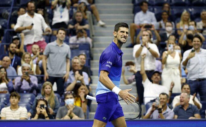 Novak srušio još jedan Federerov rekord, drugi izjednačio! Još malo statistike...