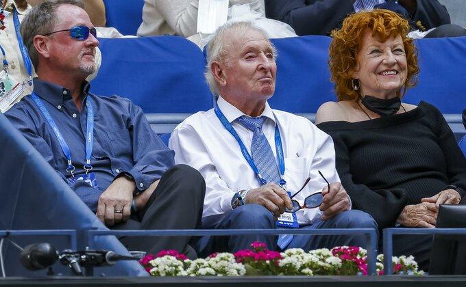 """Oglasio se i Lejver, poruka """"nedodirljivog"""" Medvedevu i Đokoviću"""