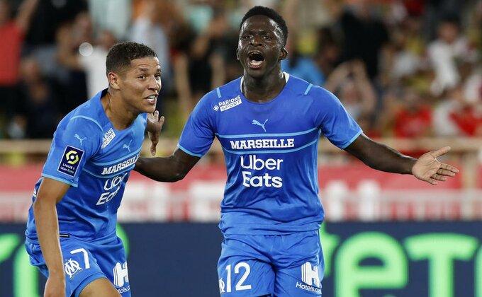 Marsej ima novog talenta - Dijeng se ispromašivao, ali to mu nije smetalo da sruši Monako!