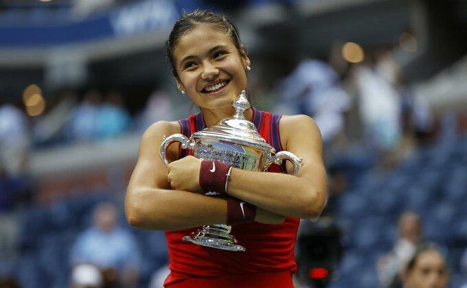 Iznenađenje, tinejdžerska senzacija Radukanu otpustila trenera posle osvajanja US Opena