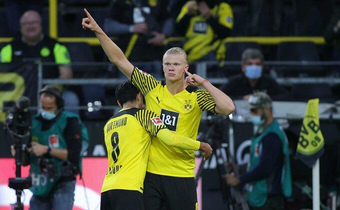 Goleada u Dortmundu, Union Berlin skupo prodao kožu Borusiji