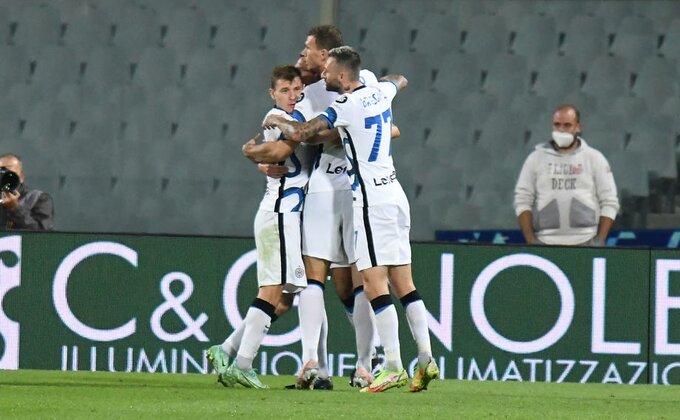 Inter furiozno kroz Firencu, Atalanta bolja od Sasuola