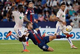 Hetafe i Levante na terenu oslikali stanje na tabeli