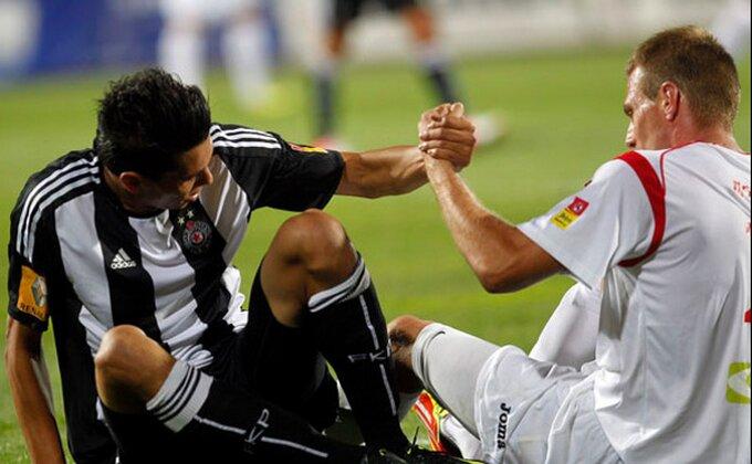 Partizan konačno otpisao Zabiju!