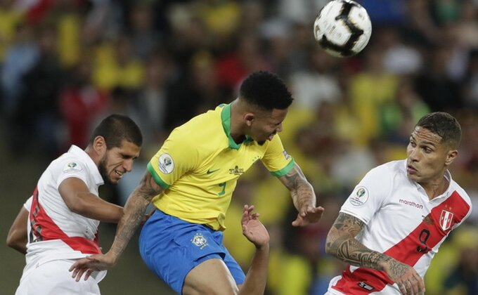 Brazilcima ne smeta ni igrač manje, šampionska euforija na ''Marakani''!