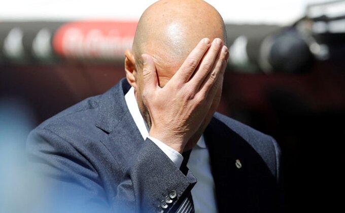 Cena Zidanovog otkaza kao da dovodite De Lihta!