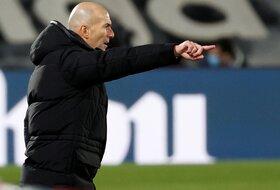 Posle Jovićevih golova sav bes navijača Reala sručio se na Zidana!