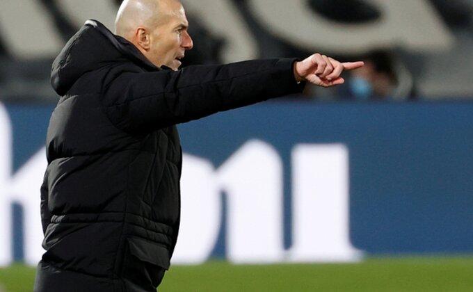 Komentar koji je prodrmao Španiju, Zidan ljut zbog meča u Pamploni!