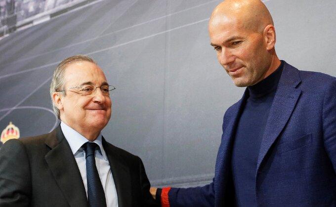 Na pomolu novi sukob Pereza i Zidana, Florentino ima veliku zamerku!