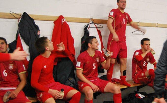 Pogledajte slavlje ''Orlića'' u svlačionici!
