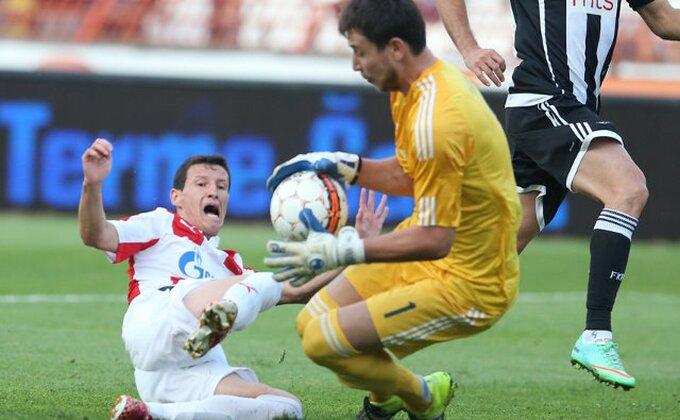 Partizan se muči, opet početničke greške...