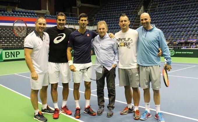 Zimonjić pozvao navijače da uživaju u vrhunskom tenisu!