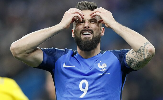 "Het trik Žirua i ""petarda"" Francuske protiv Paragvaja"