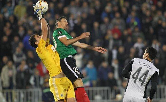 Posle osvojene titule, PAOK izabrao i prvo pojačanje - bivšeg golmana Partizana?