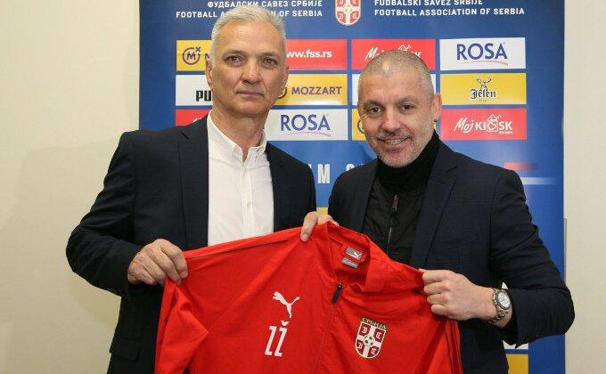 Fudbalski savez Srbije predstavio nove selektore!