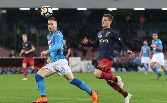 Napoli iskoristio kiks Juventusa, iznenađenje u Rimu