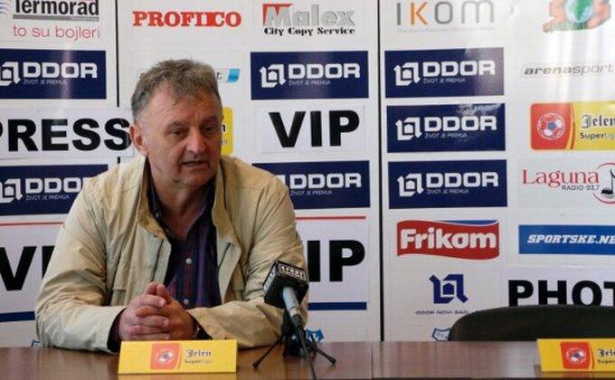 """Krmpotić: """"Bez mnogo priče, idemo na pobedu!"""""""