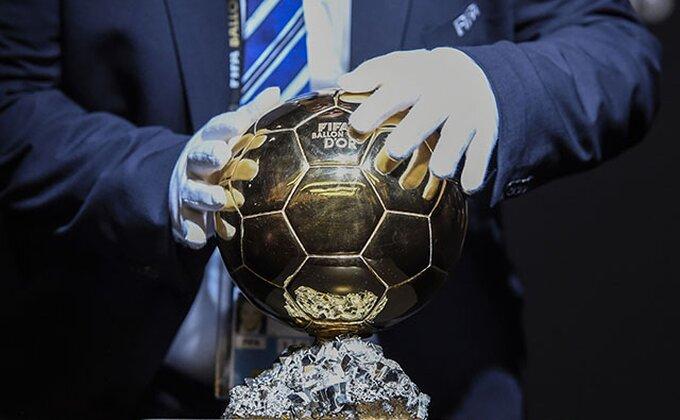 U trci za Zlatnom loptom tri imena, Ronaldo nervozan!