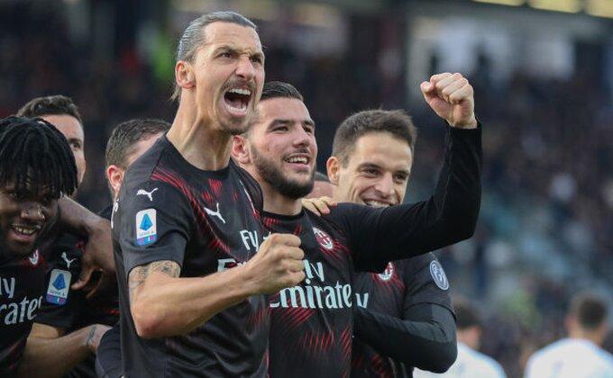 Problem za Milan, Ibra ne igra sutra?