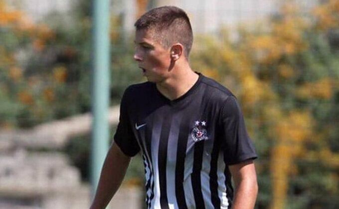 Partizanov Zlatan stasao za prvi tim