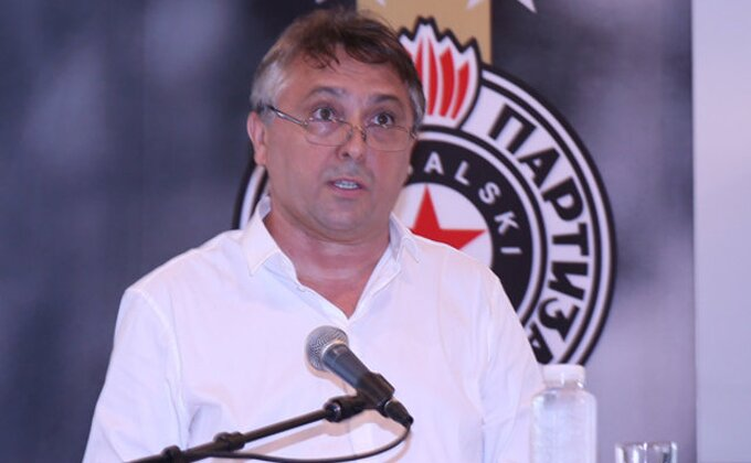 Popović potvrdio, Partizan dobija i sportskog direktora!