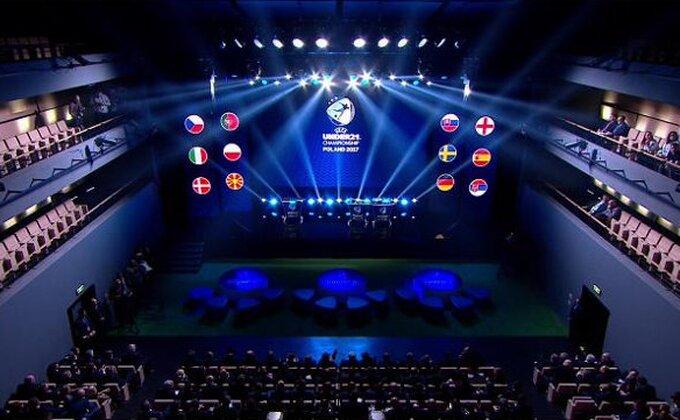 EURO U21 - Srbija sva tri meča u grupi igra u Bidgošću