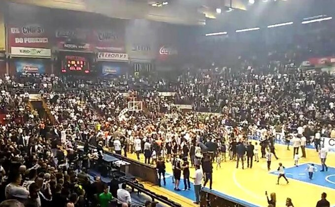 Novi Partizan je hrabar, Grobari ga ne ostavljaju!