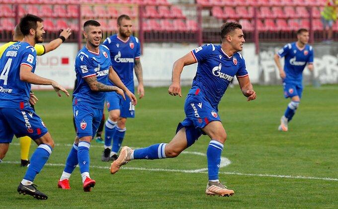 Krstović pogodio, pa poručio: ''Sad još jače i bolje!''