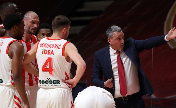 Radonjić hvali svoj tim, ali i rivala