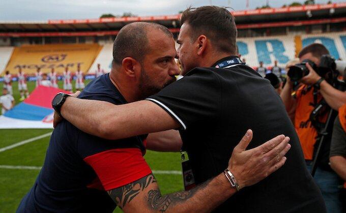 Stanković pohvalio Partizan, progovorio i o incidentu, ali i o Dragoviću!