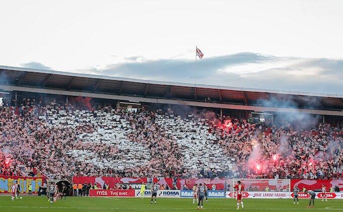 Ultras world - Zvezda tek na šestom mestu, Splićani drugi, evo gde je bilo najbolje navijanje u 2020!