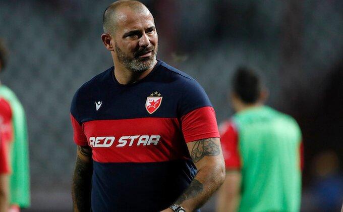 Stanković se brecnuo na pominjanje Partizana