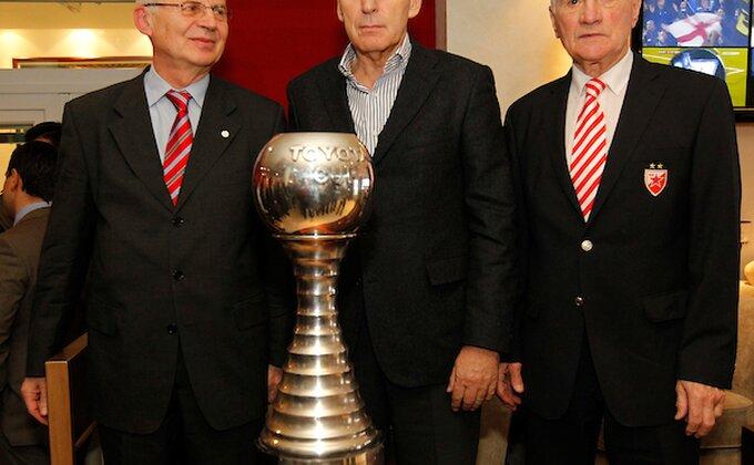 Odlazak Vladice Popovića, vodio je Zvezdu do titule prvaka sveta