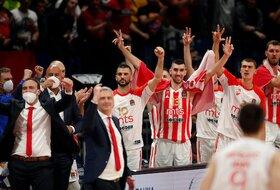 Zvezda trlja ruke, Alba desetkovana stiže u Beograd!