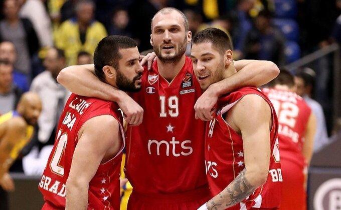 ZRELO ZA TOP 8 - Zvezda održala čas košarke u Vitoriji!