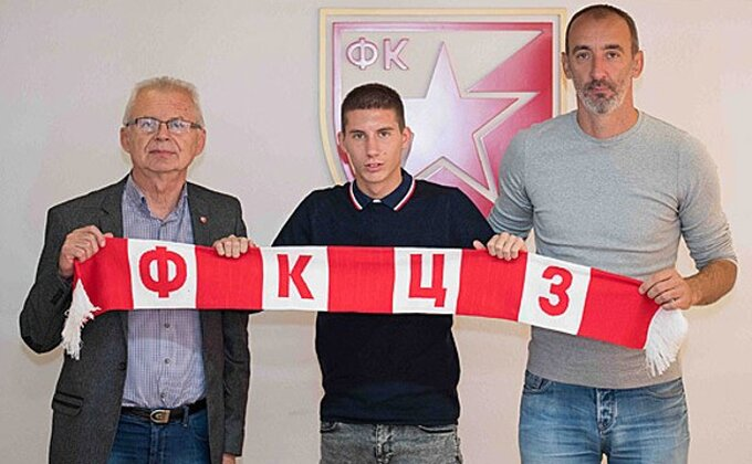 Zvezdin novajlija: ''Debitovao sam za najjači klub u Srbiji, ovo svaki dečak treba da doživi!''