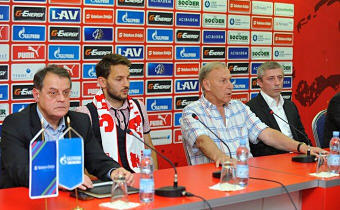 Kako je propao transfer Dragana Džajića u Partizan...