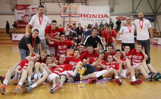 Kadeti Zvezde preko Partizana do nove titule!