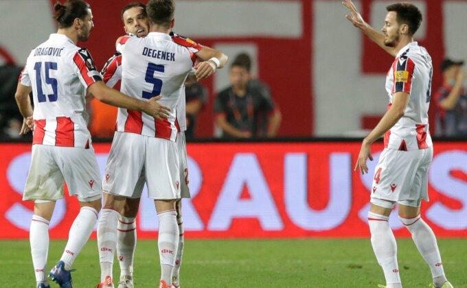 Dragović dao gol, pa ''zaboravio'' da su prazne tribine, evo šta je uradio...