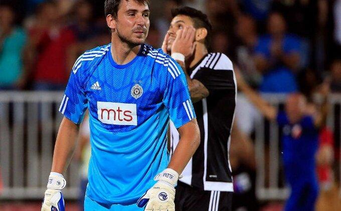 Novi šok za Partizan - Da li je gol ''Zmajeva'' regularan?